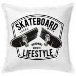 Kussensloop skateboard lifestyle